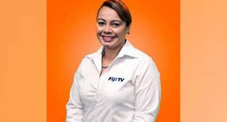 Karen Lobendhan Stays Fiji TV CEO