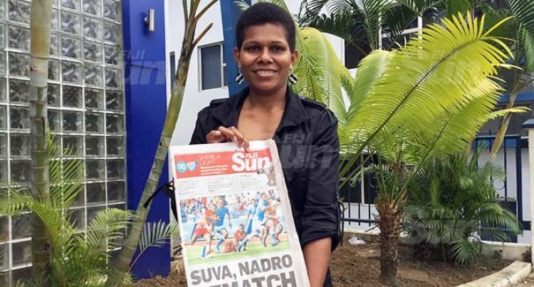 World News Day: Fiji Sun Presents Lusiana Tuimaisala