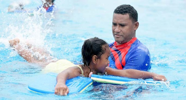 Swim Club Sees Growth In Participation