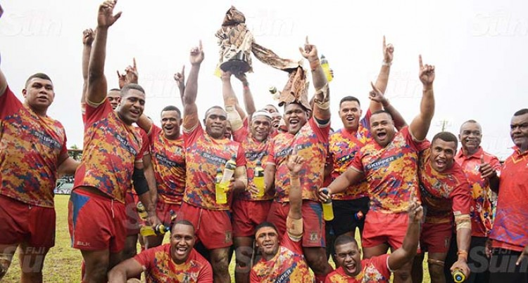 Namosi's Hard, Clean Rugby Retains The Farebrother-Sullivan Trophy