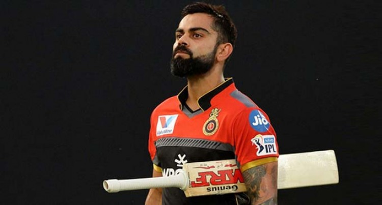 Virat Kohli Becomes First Indian To Score 9000 Runs In T20 Cricket