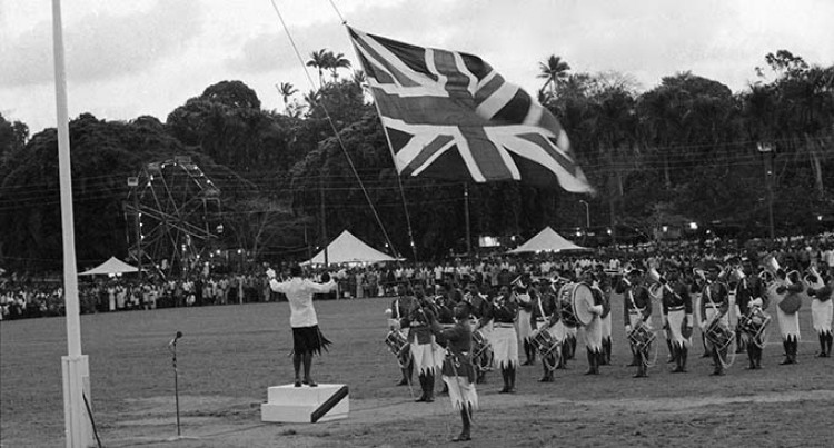 Fiji Gained Independence From Britain 50 Years Ago
