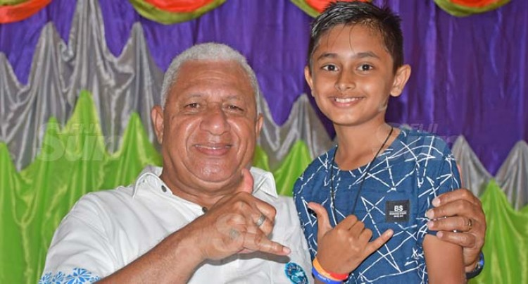Brave 12-Year-Old Boy Shares Problems With PM