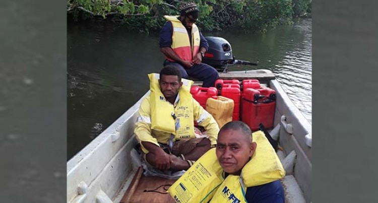 Six Men Who Were Reported Missing In Dreketi Waters Found