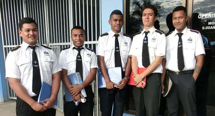 Fijians Considered For Commercial Ships