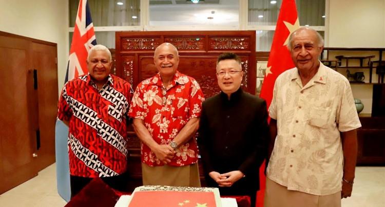 Fiji Congratulates China On 71st Founding Anniversary