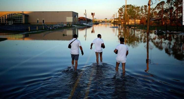 Hurricane Delta Leaves Two Dead in Louisiana