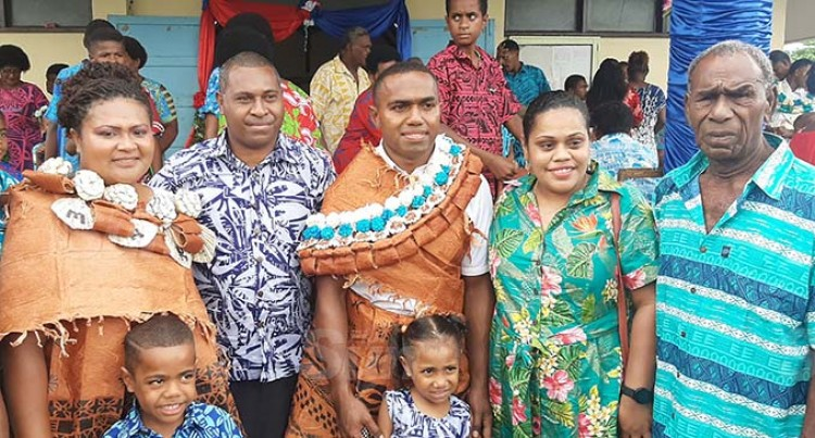 Fiji Airways 7s Playmaker Settles Down With Wife Lewaseini