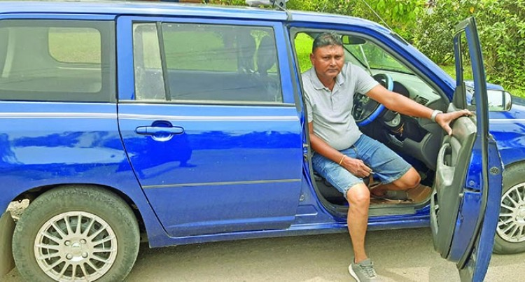 Taxi Driver Claims Alleged Attack At Wainibuku Road
