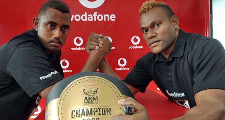 Vunidogo Wants To Make History