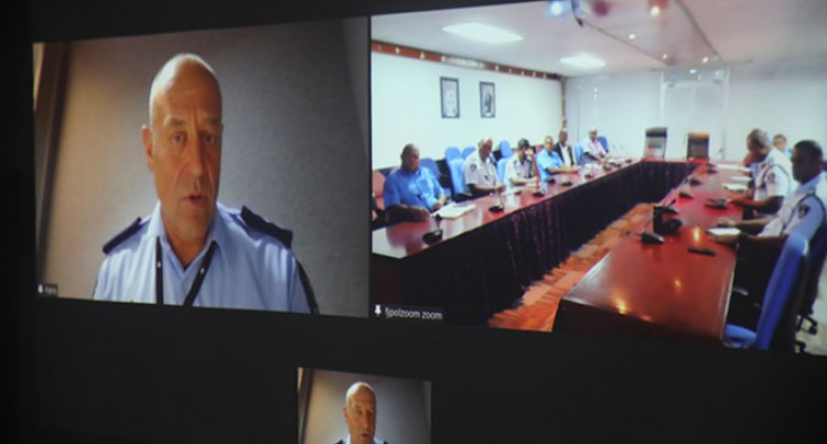 New Zealand – Fiji Police Strengthening Program