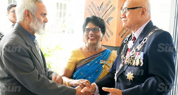 50th Anniversary Of Independence Commemorative Medal Investiture Ceremony Day 3