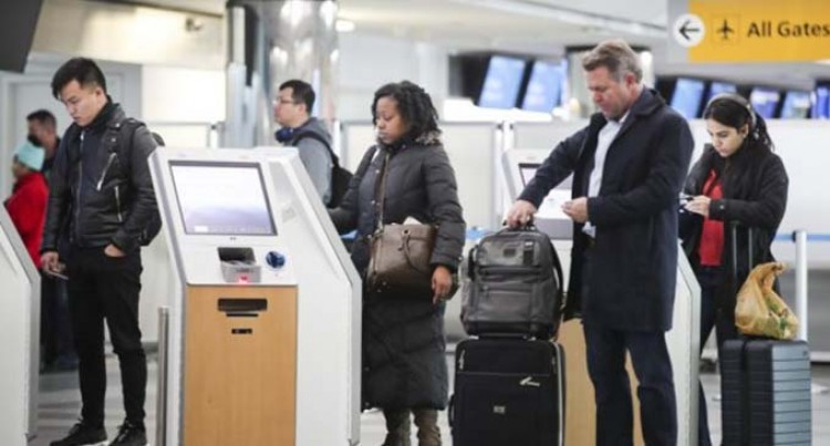 50 USD Fine To Begin For Not Wearing Mask At NYC Airports