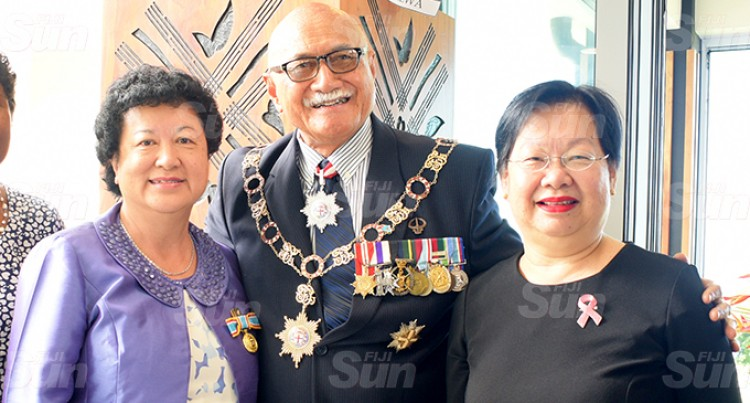 50th Anniversary Of Independence Commemorative Medal Investiture Ceremony