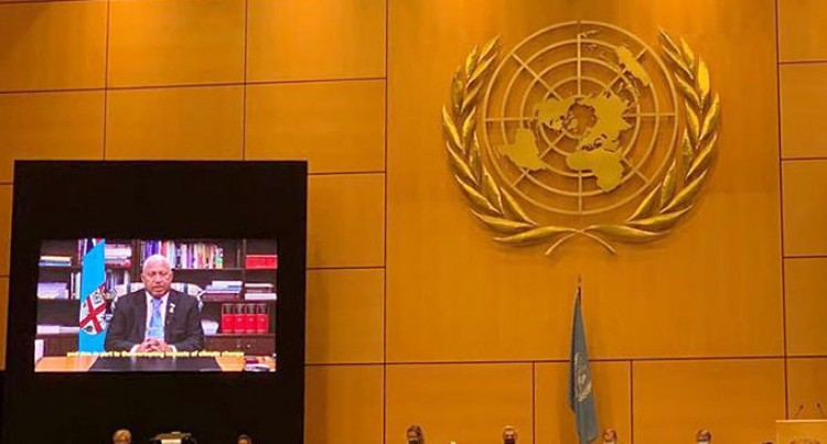 """Fiji Reaffirms Partnership With UNHCR In """"Addressing Disaster Displacement"""""""