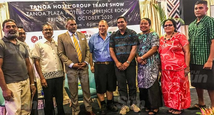 Trade Show A Success, 5 Happy Loan Recipients