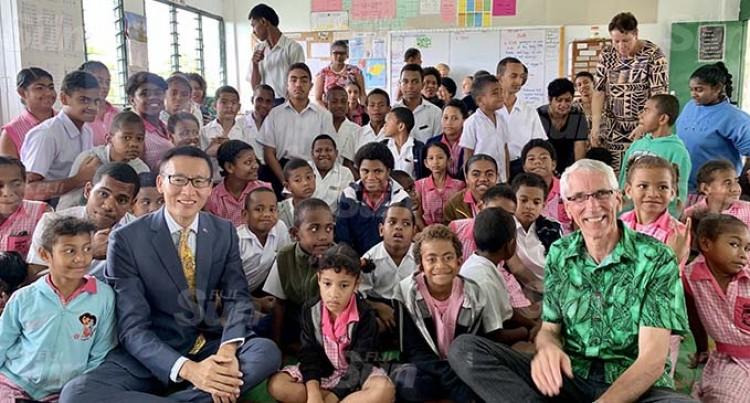 China and Fiji Share Vuvale Bond: Li