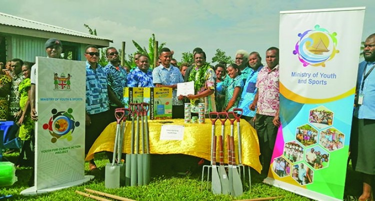 Bala Urges Youths To Identify Income Generating Projects