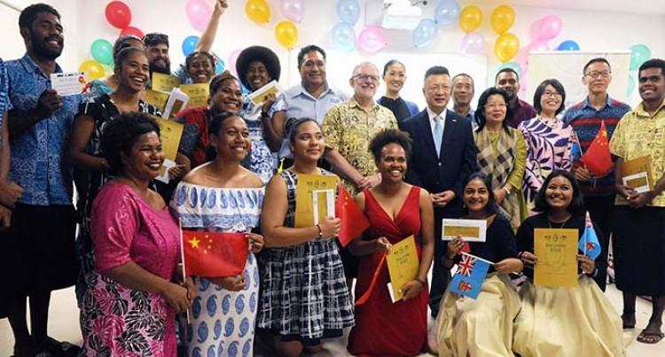 Fiji-China Celebrates 45 Years Of Bilateral Ties
