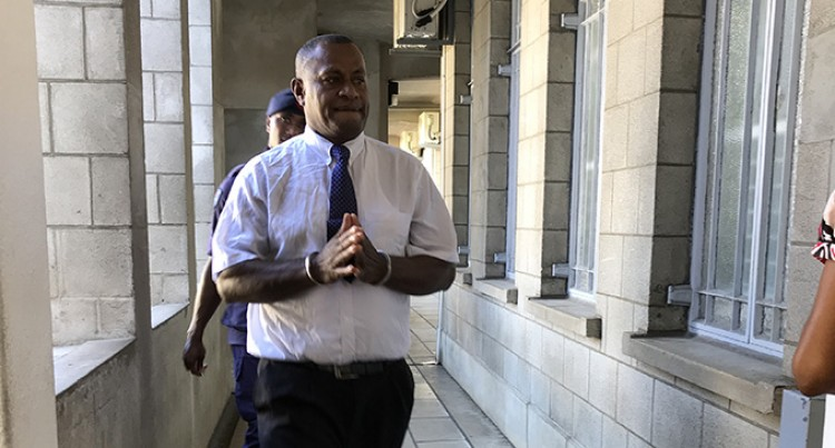 Pastor Admits Apologising To Complainant