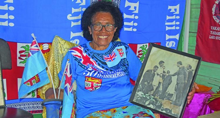 Kelera Tuiwainikai Recalls Shaking Hands With Prince Charles In 1970
