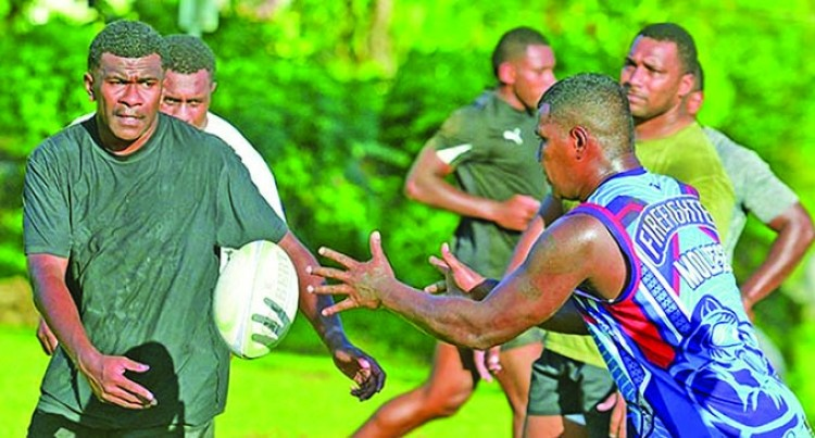 Hillmen Work On Consistency