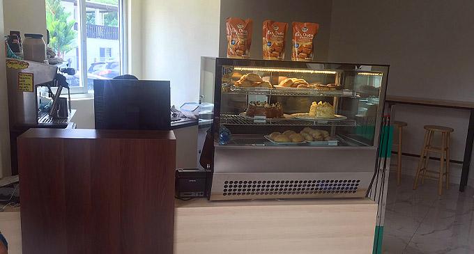 The Gloria Jean's coffee shop at Nasese Medical Centre, Suva on October 27, 2020. Photo: Maraia Vula
