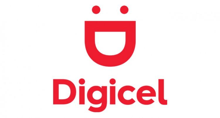 Digicel: New Logo Unveiled