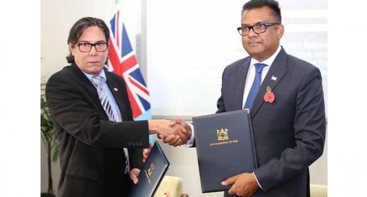 Fiji And Cuba Sign Visa Agreement