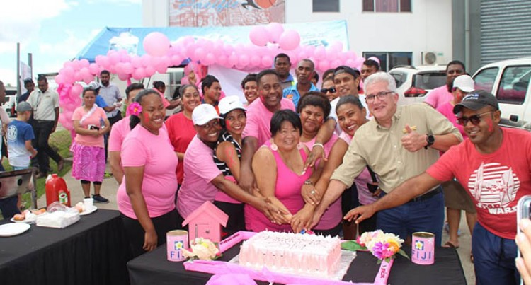Radisson Blu Resort Fiji Celebrates Pinktober This Year With A Difference