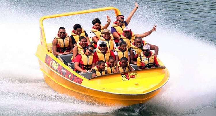 Let's Go Local: If You're Thriller Seeker, Try Out the Sigatoka River Safari