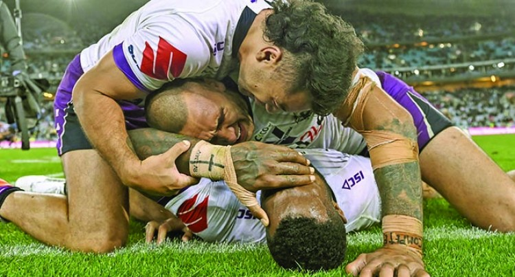 Vunivalu's Try Was The Turning Point: Cleary
