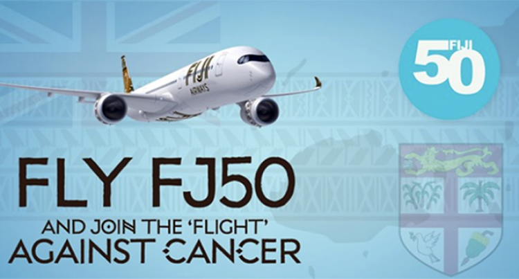 Fiji Airways To Operate FJ50 Special Flight