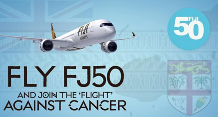 Fiji Airways To Operate FJ50 Special Flight