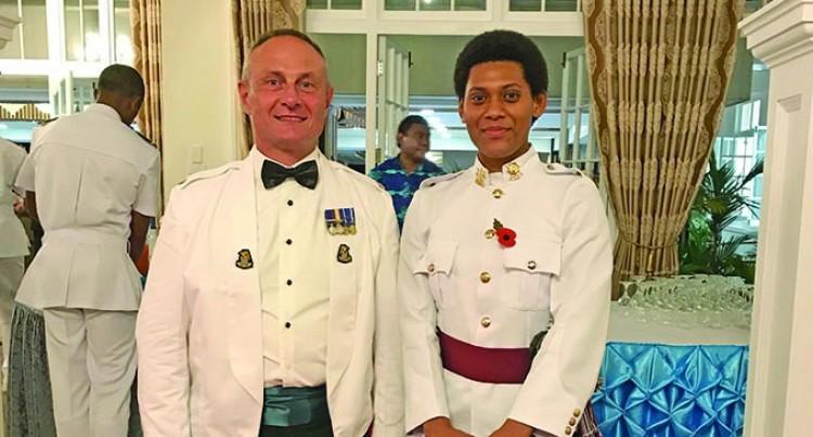 Silatolu Is Second Fijian Female To Go To Sandhurst
