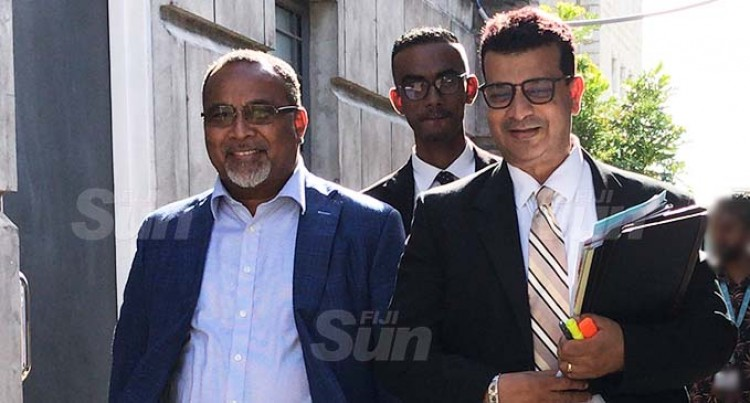 Sharma To File A No Case To Answer For Mara Case