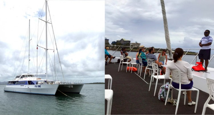 Let's Go Local: Captain Cook Cruises Suva Harbour