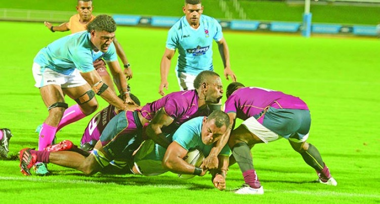 Suva 'Young Guns' To Face Namosi