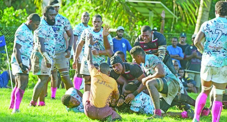 Suva Ready  For The  Maroons
