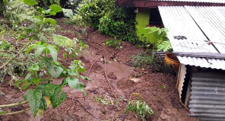 Landslide Forces Saqani High School Closure