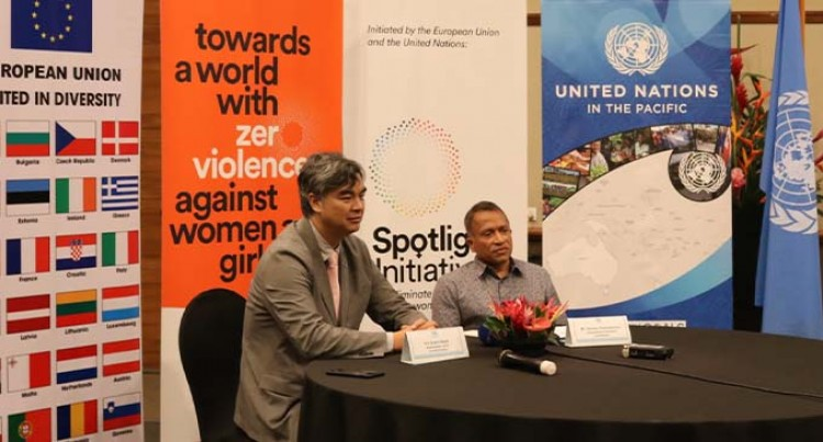 UN, EU Launch Spotlight Initiative Regional Pacific Programme