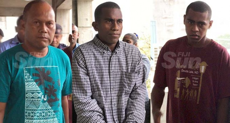 No Bail For Three Accused Of Murdering Bus Driver