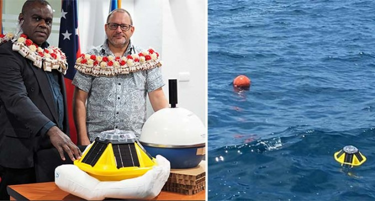 More Wave Buoys Planned For Suva