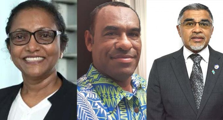 Permanent Secretaries For Education, Health And Youth Confirmed