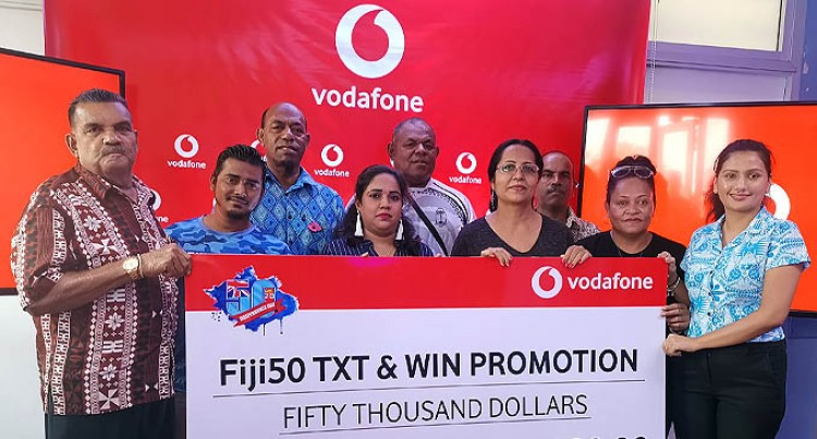 Vodafone Promotion Awards 10 Customers