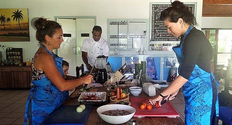 Let's Go Local: Waidroka Cooking Masterclass Gathers Returnees