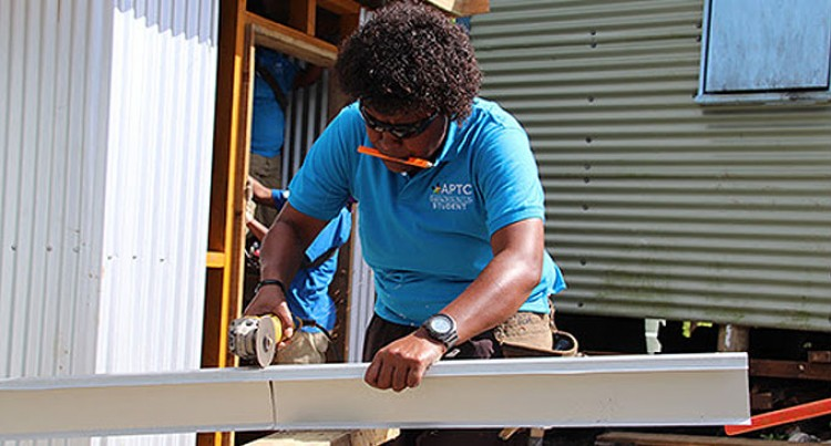 Women Can Do Anything: Upskilling Fijian Women In Construction