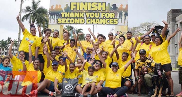 2020 Yellow Ribbon Fun Walk