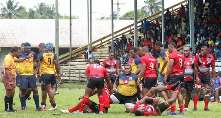 Northland Prepare For Vanua Semifinal Clash