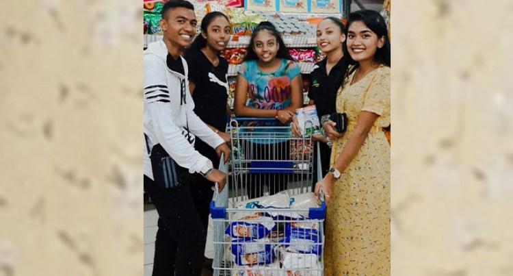 Teenagers Assist Needy Through Nadi Food Drive